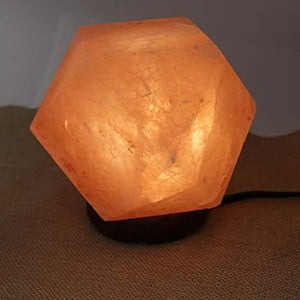 Diamond Himalayan salt lamp 3-5 KG