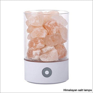 Salt Crystal Night Light