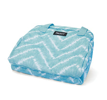 Load image into Gallery viewer, Lunch Hampton - Aqua Tie Dye