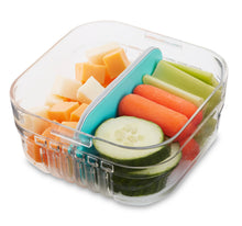 Load image into Gallery viewer, Mod Snack Bento Container - Mint