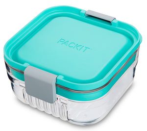Mod Snack Bento Container - Mint