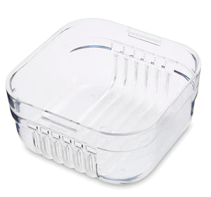 Mod Snack Bento Container - Grey
