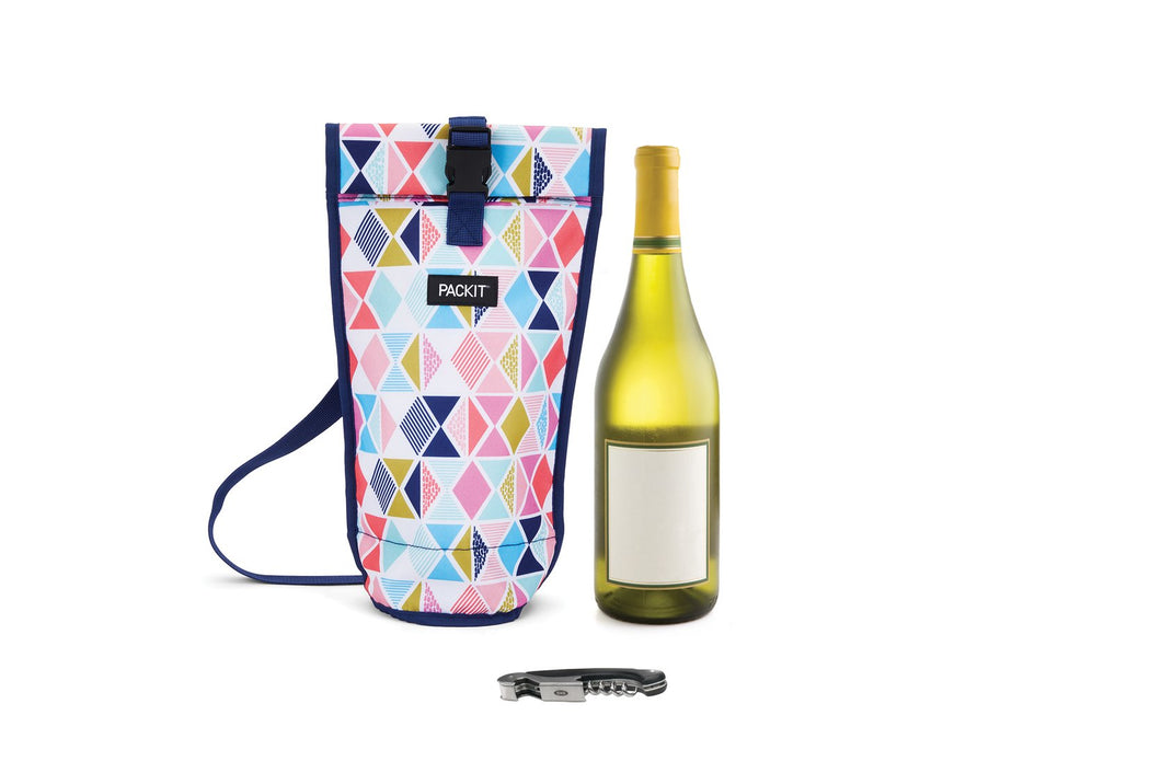 Freezable Wine Bag - Festive Gem