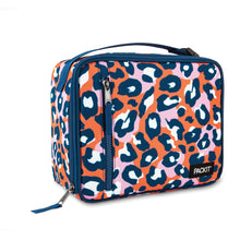 Load image into Gallery viewer, 2020 Freezable Classic Lunchbox Bag - Wild Leopard Orange