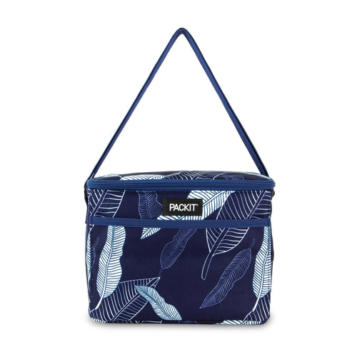 2020 Everyday Lunch Box - Navy Leaves