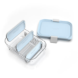 Mod Lunch Bento Container - Icy Blue