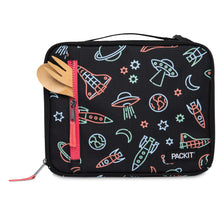 Load image into Gallery viewer, Freezable Classic Lunchbox Bag - Neon Space *NEW*
