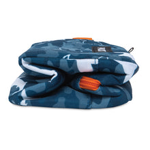 Load image into Gallery viewer, Freezable Snack Box Bag - Camo Sharks *NEW*