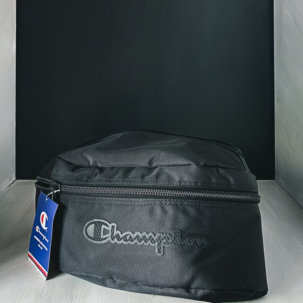 Champion Crossbody Pack - Black