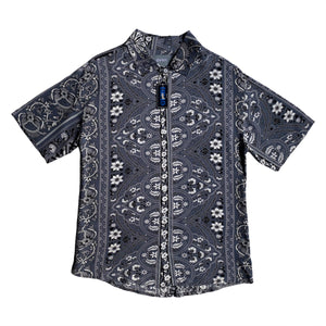 Crimelife Small Zip Pouch Bag