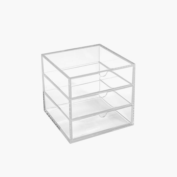 Osco 3 Drawer Stackable Cube