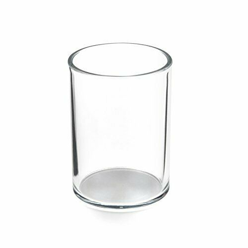 Round Clear Acrylic Pen Pot
