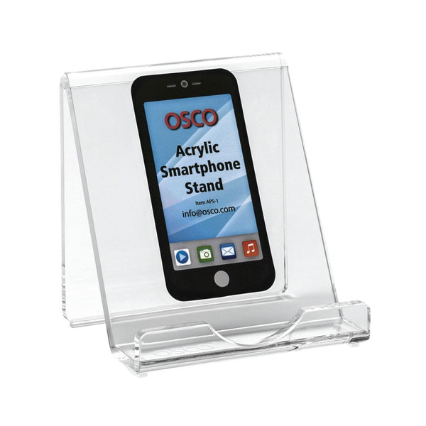 Acrylic Smartphone Holder