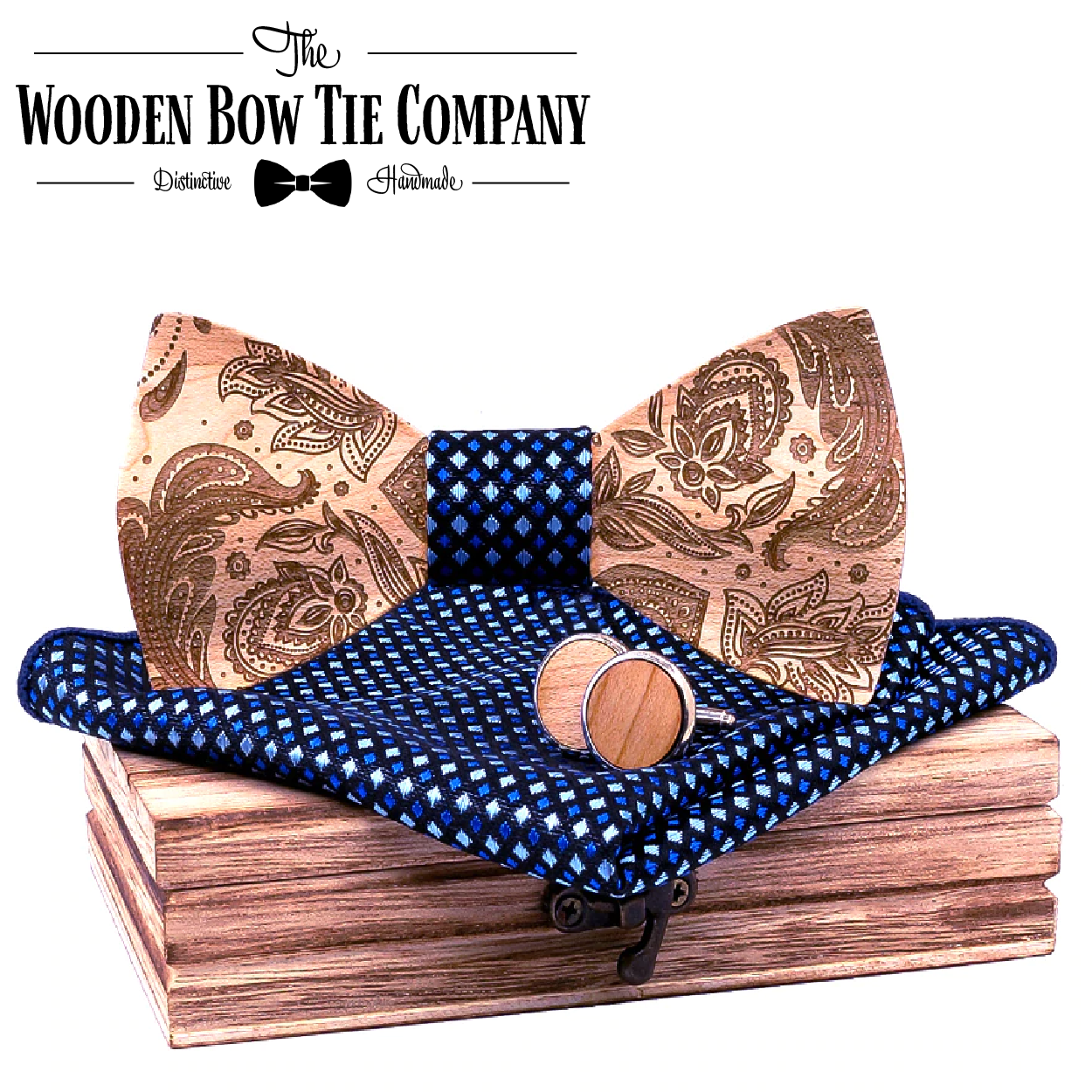 646b7ae75df9 The Wooden Bow Tie Company   Wooden Tie   Wooden Bow Ties   Ties UK ...