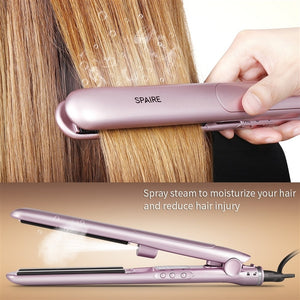 Hair Straightener and Curler