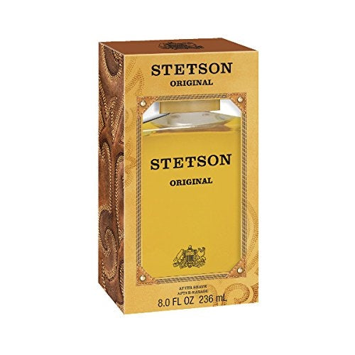 Stetson Original Aftershave, 8 fluid oz