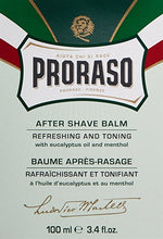Load image into Gallery viewer, Proraso Aftershave Balm, 3.4 fl oz