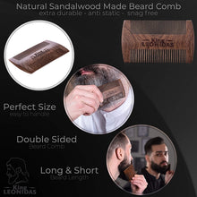 Load image into Gallery viewer, PREMIUM 5-Piece Beard Care Grooming Kit