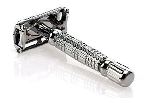 Stainless Steel Safety Razor by Razilo