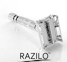 Load image into Gallery viewer, Stainless Steel Safety Razor by Razilo