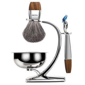 Premium Luxury Shaving Kit by Grutti