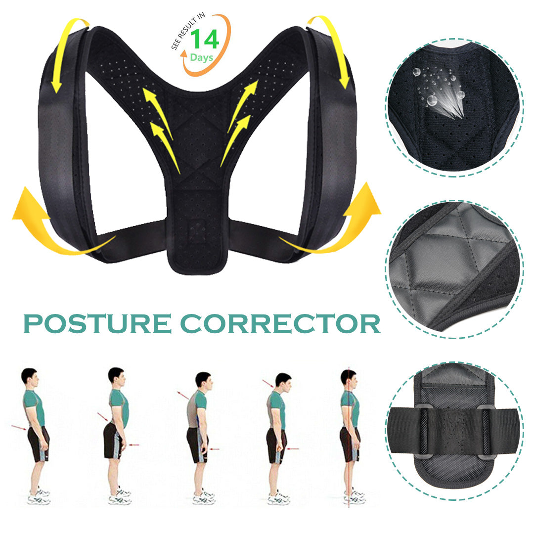 Invisible Adjustable Posture Corrector