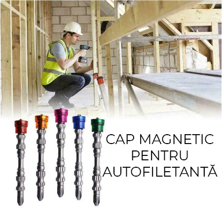 Cap magnetic autofiletanta