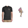 Golf Gods - Performance Polo G.O.A.T Angry Golfer
