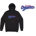 Golf Gods - Club Champion Hoodie - Red/Blue