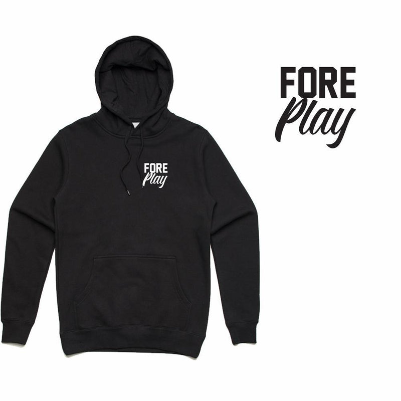 Golf Gods - Fore Play Hoodie