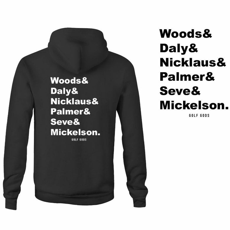 Golf Gods - The G.O.A.T's Hoodie