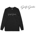 Golf Gods - Script Long Sleeve T-Shirt