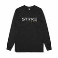 STRIKE GOLF - Original Long Sleeve T-Shirt with Large Logo