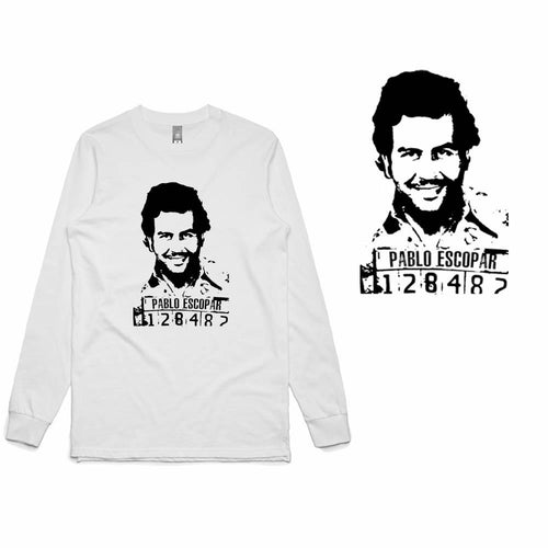 Golf Gods - Pablo Escopar Long Sleeve T-Shirt