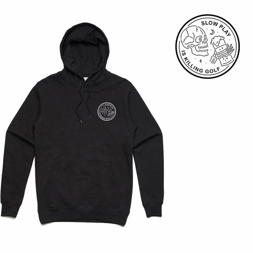Golf Gods - Slow Play is Killing Golf Hoodie