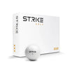 STRIKE XXX - 2 Piece Surlyn Golf Balls - 1 Dozen