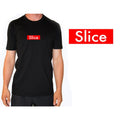 Golf Gods - Slice T-Shirt in Black