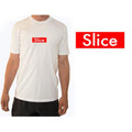 Golf Gods - Slice T-Shirt in White