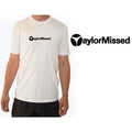 Golf Gods - TaylorMissed T-Shirt in White