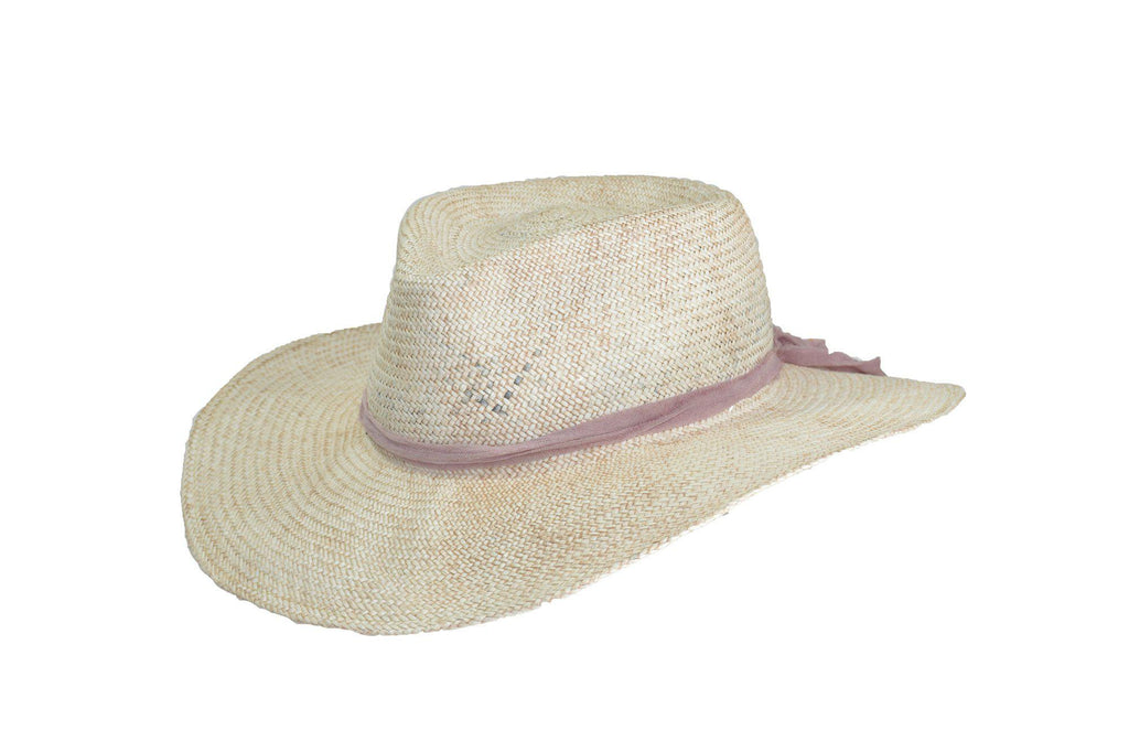 Custom Made Straw Hat-Straw Hats-TrueWestHats