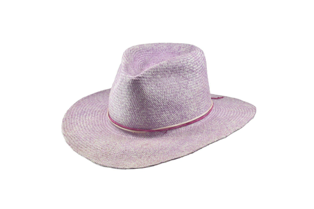 Purple Women's Summer Hat