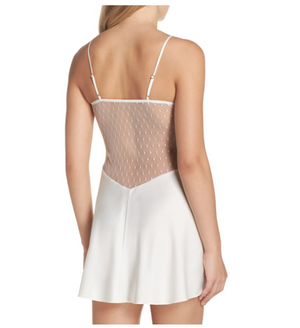 FLORA NIKROOS SHOWSTOPPER CHEMISE - Expect Lace