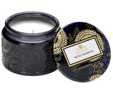 Load image into Gallery viewer, VOLUSPA MOSO BAMBOO PETITE JAR CANDLE - Expect Lace