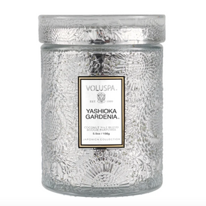 VOLUSPA YASHIOKA GARDENIA SMALL JAR CANDLE