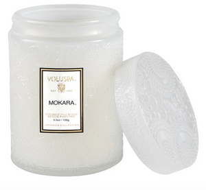 VOLUSPA MOKARA SMALL JAR CANDLE