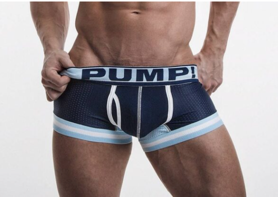 PUMP BLUE STEEL BOXER