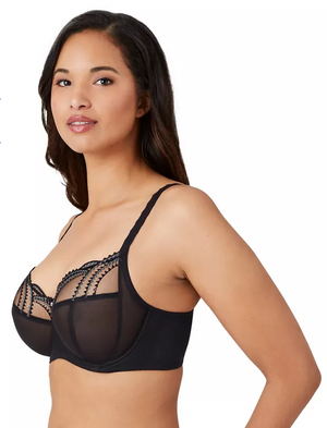 WACOAL EVOCATIVE EDGE UNDERWIRE BRA