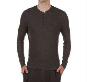 TOMMY JOHN SECOND SKIN LOUNGE HENLEY