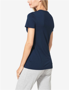 TOMMY JOHN WOMEN'S SECOND SKIN CREW NECK TEE