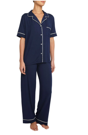 SHORT SLEEVE AND PANT SET